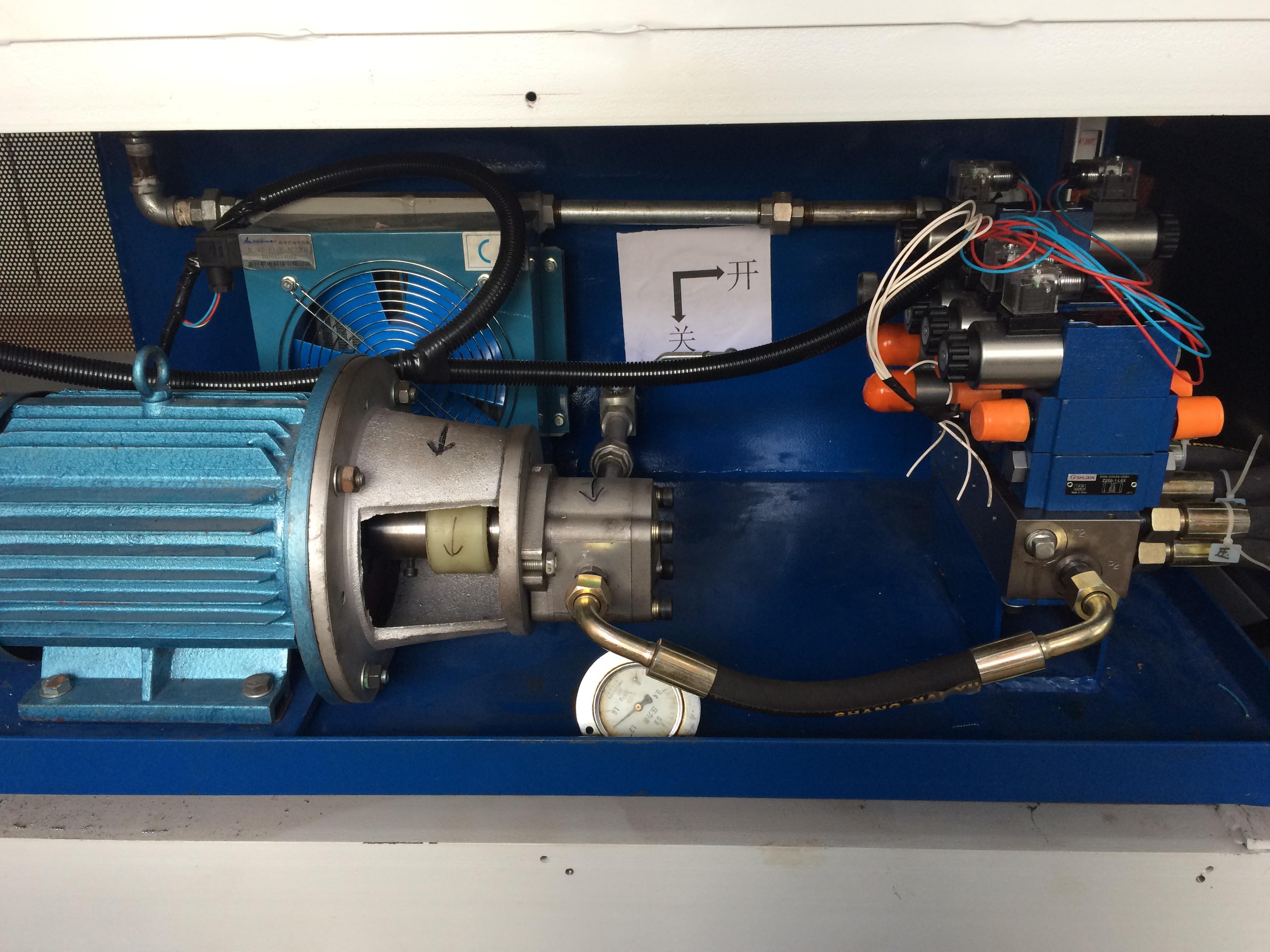 presser machine